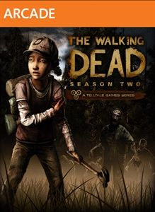 Walking Dead Season 2 Art