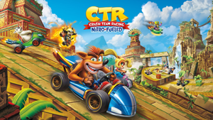 Crash™ Team Racing Nitro-Fueled Art