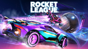 Rocket League® Art