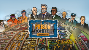 Prison Architect: Xbox One Edition Art