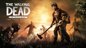 The Walking Dead: The Final Season Art