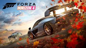 Forza Horizon 4 Art