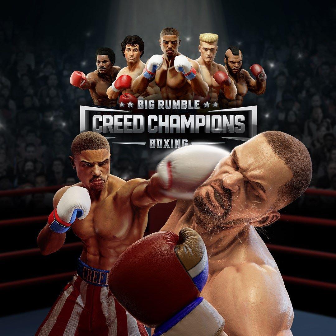 Big Rumble Boxing: Creed Champions-[codex]-Iso - Multilangue