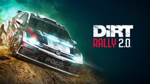 DiRT Rally 2.0 Art