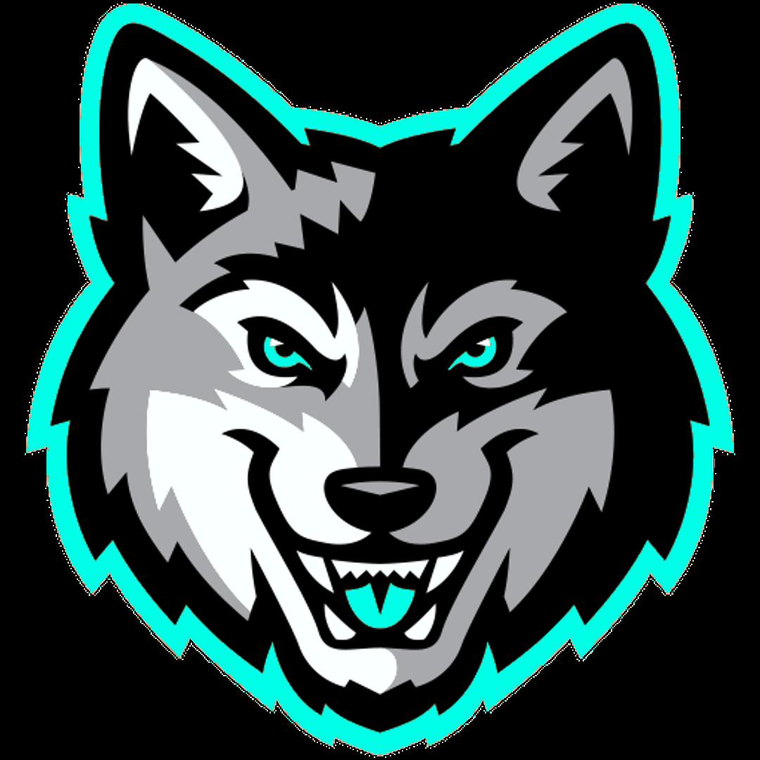 Картинки эмблема волк