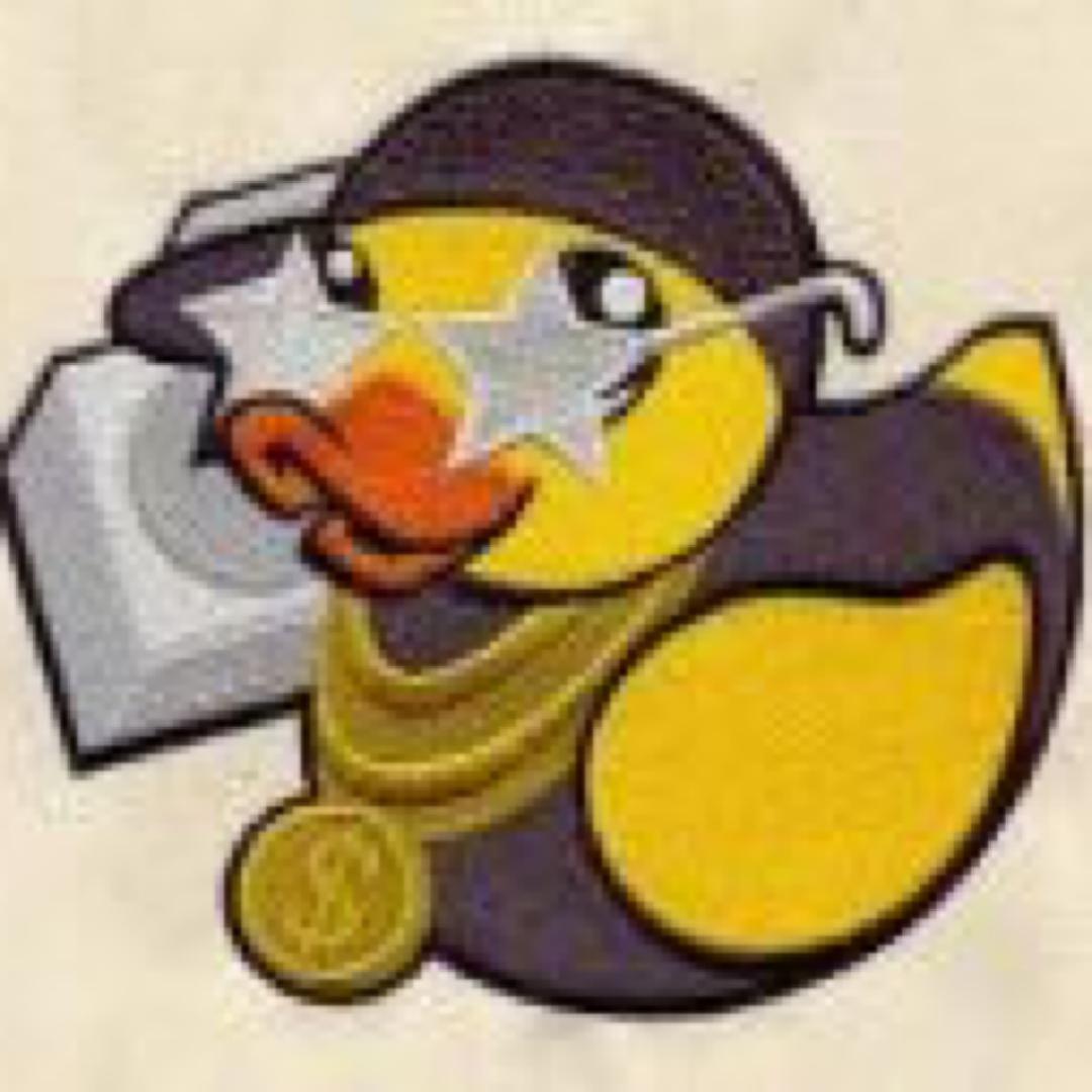 Rubba DuckE