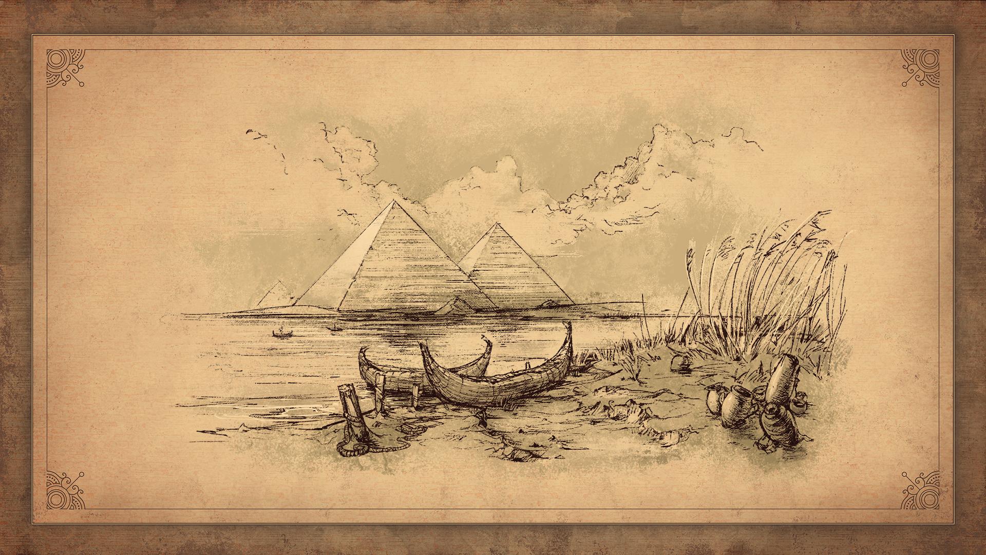 Icon for Pharaoh