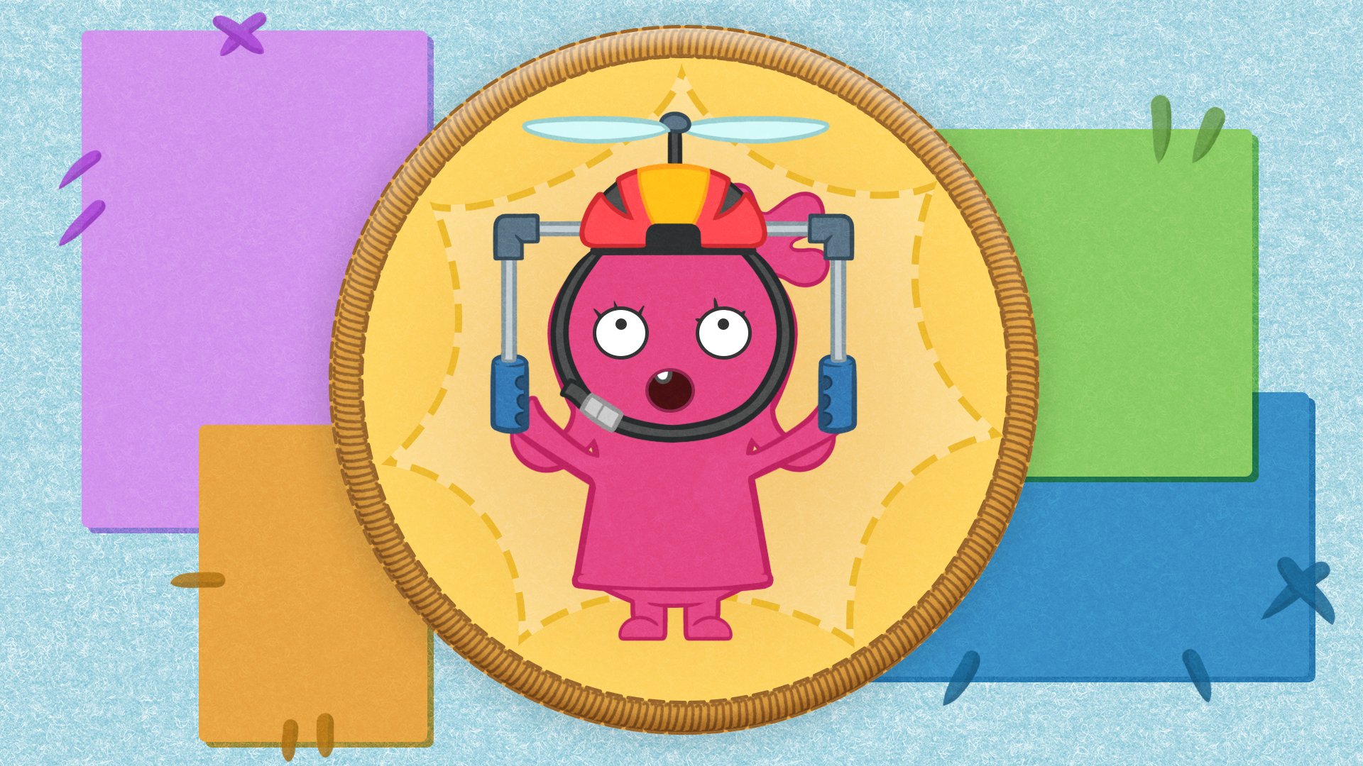 Icon for Hang onto your hat