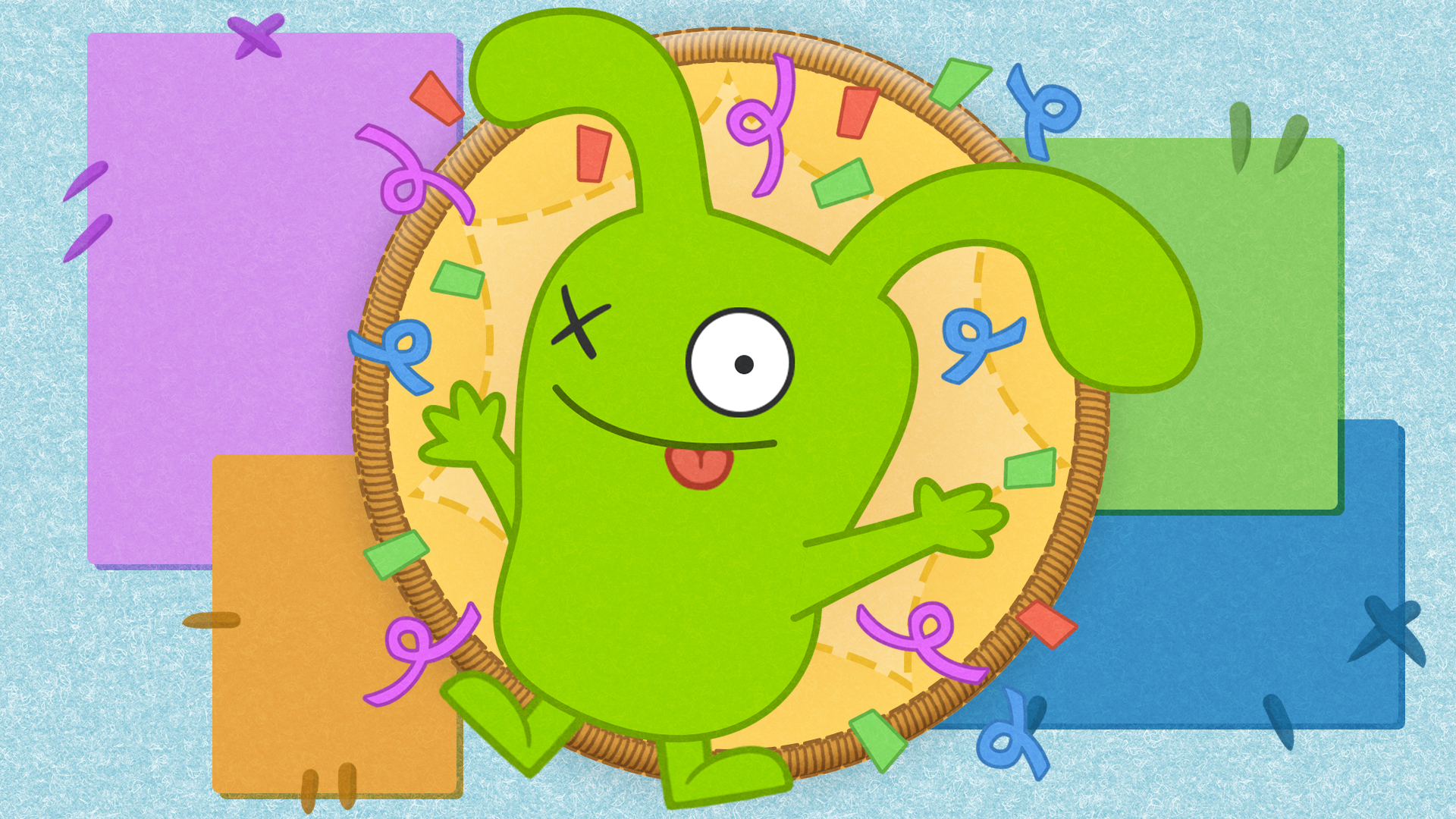 Icon for Uglyville is perfect(ish)