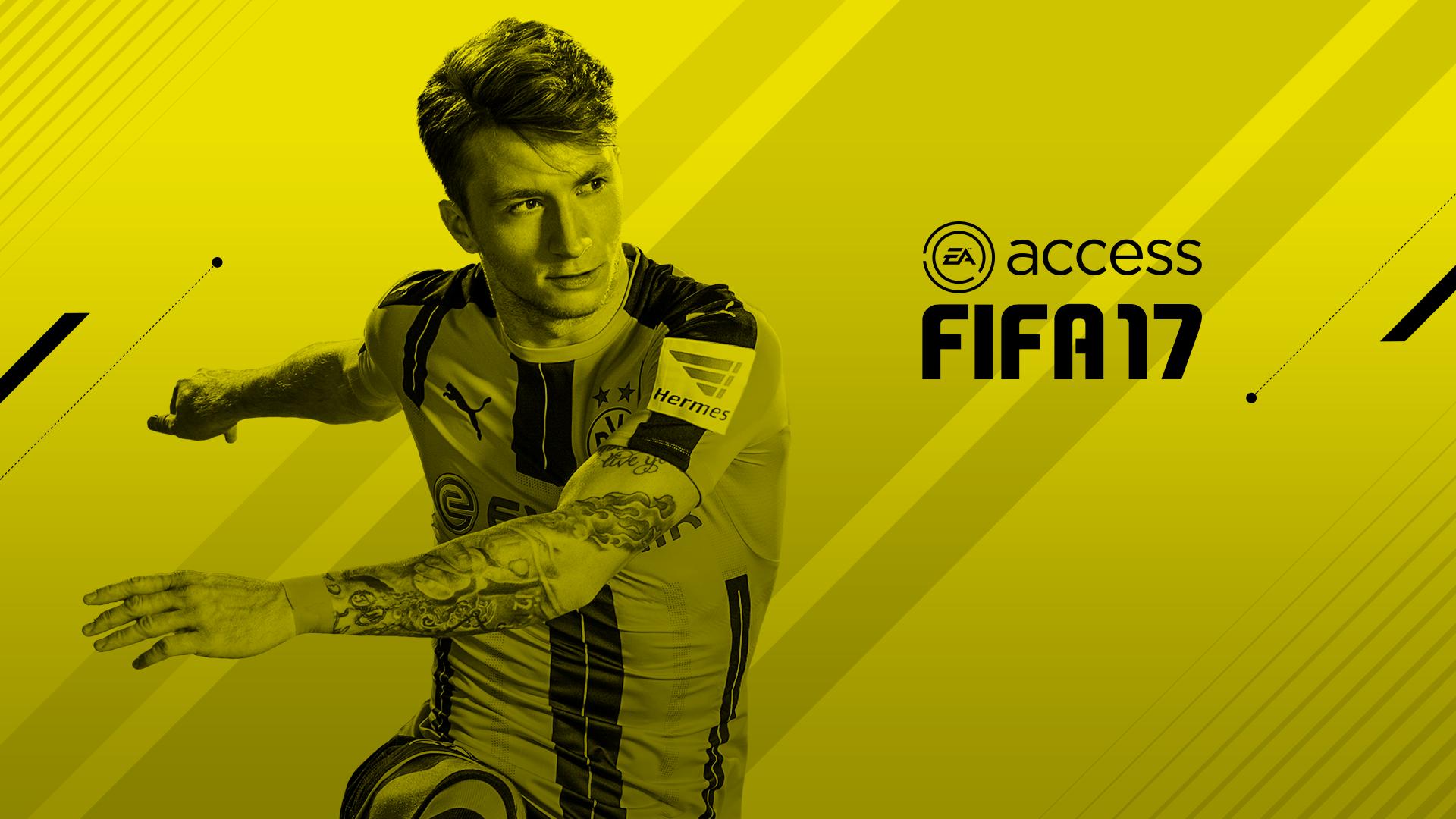 Icon for FIFA 17 EA Access Challenge Achievement