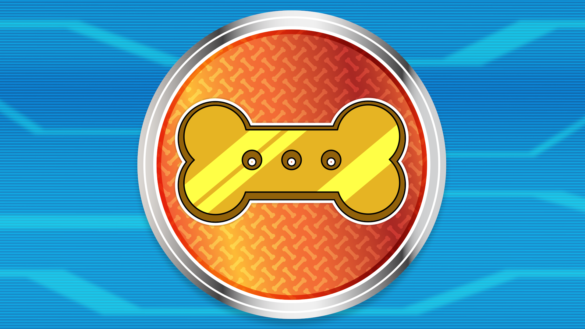 Icon for Gold Pup Treat