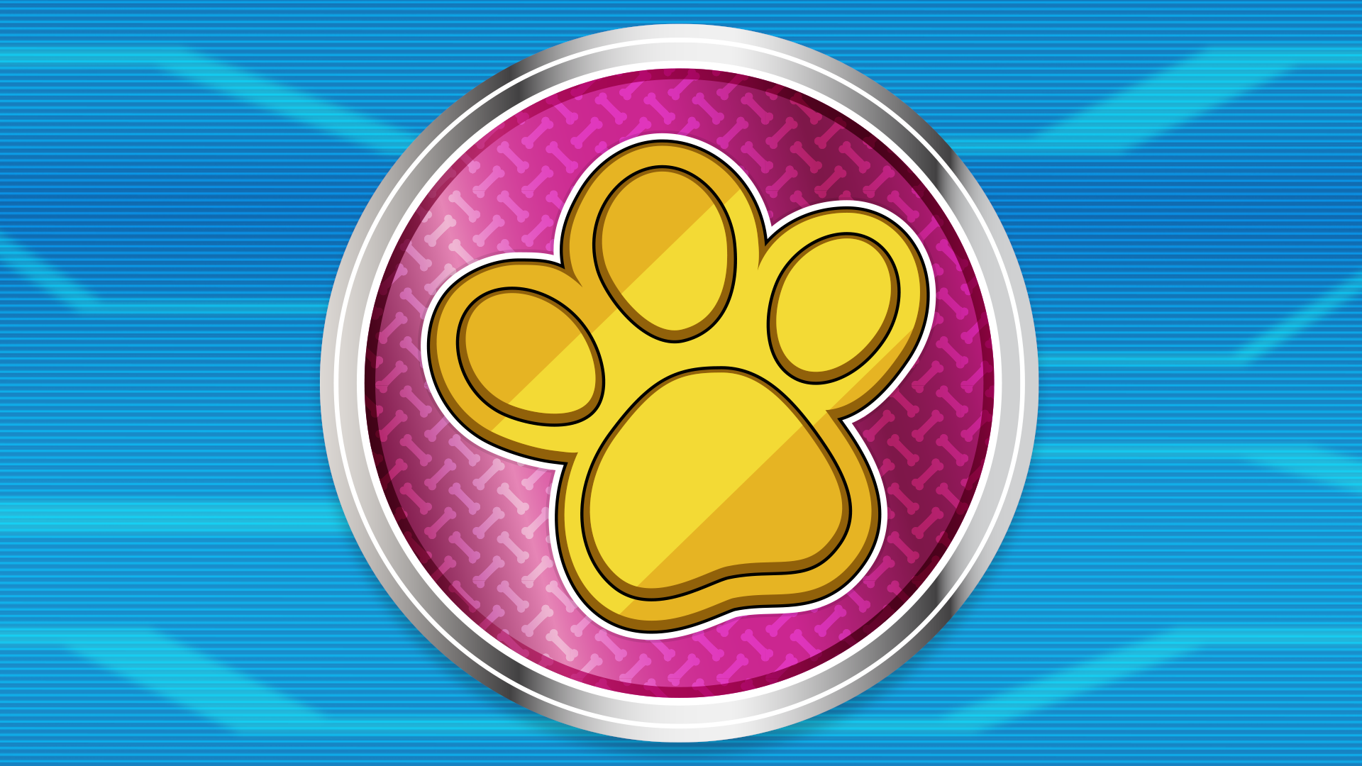 Icon for PAWs of Gold