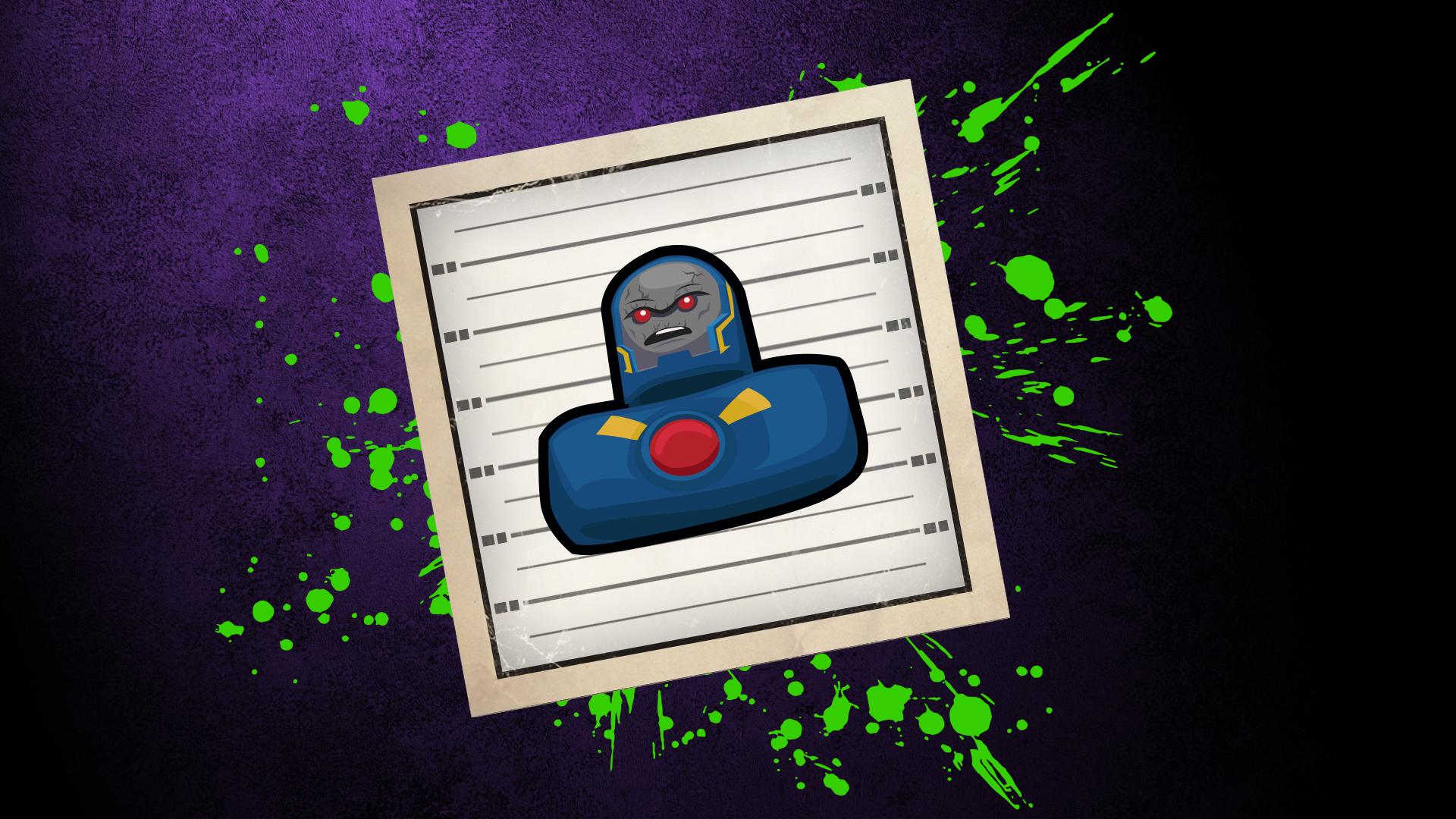 Icon for Deceiving Darkseid