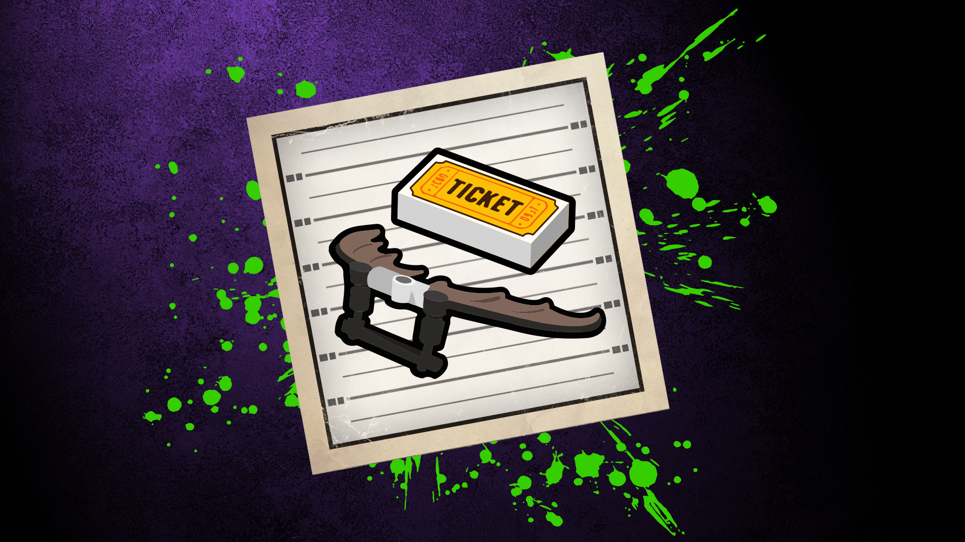 Icon for Ticket to Glide