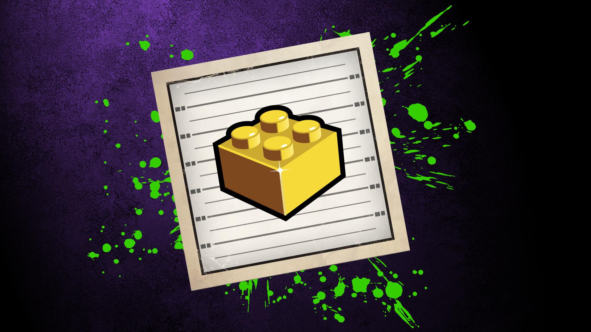 Icon for Do you like Gold bricks, Batman?