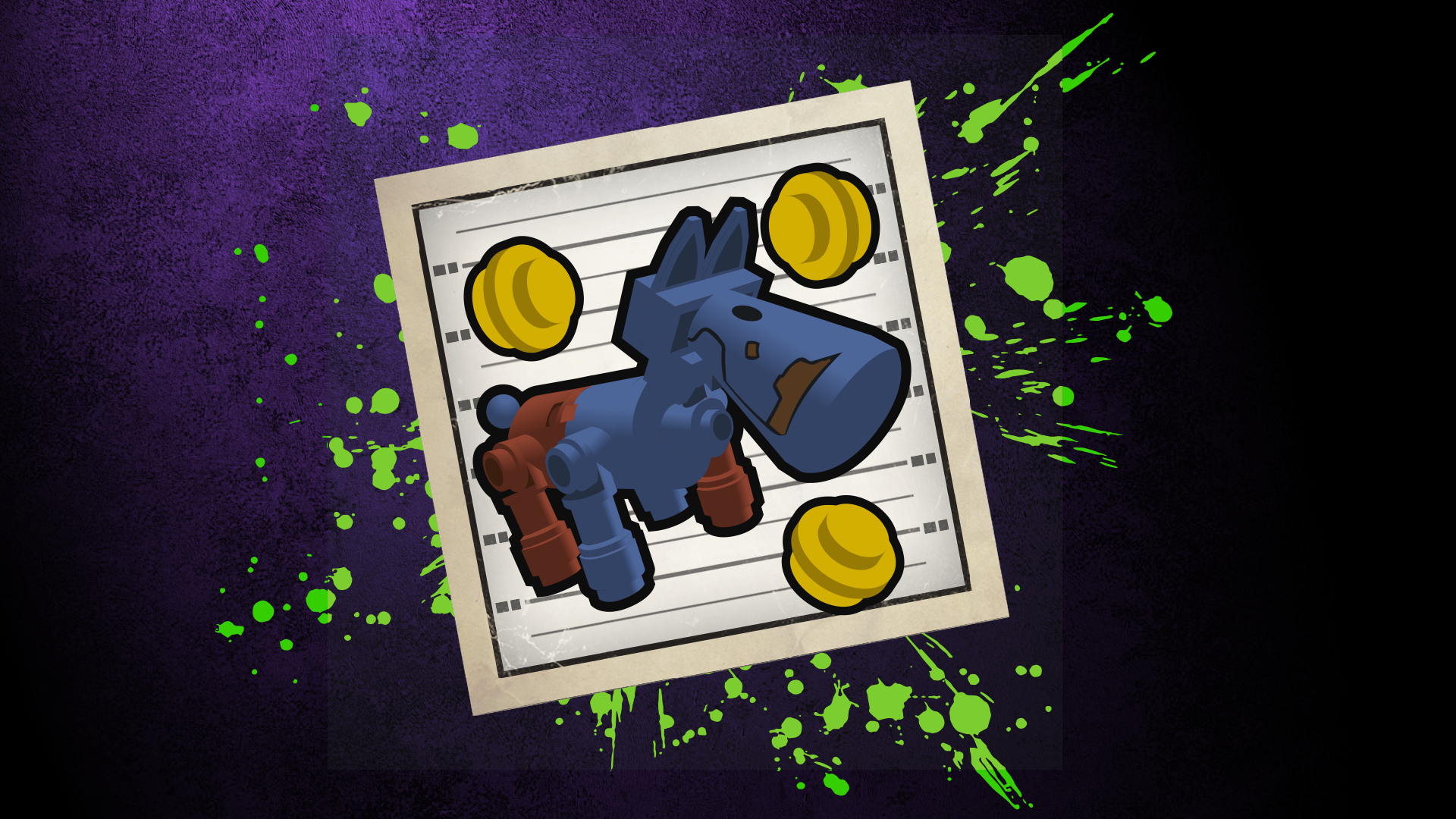 Icon for Become that which you fought against