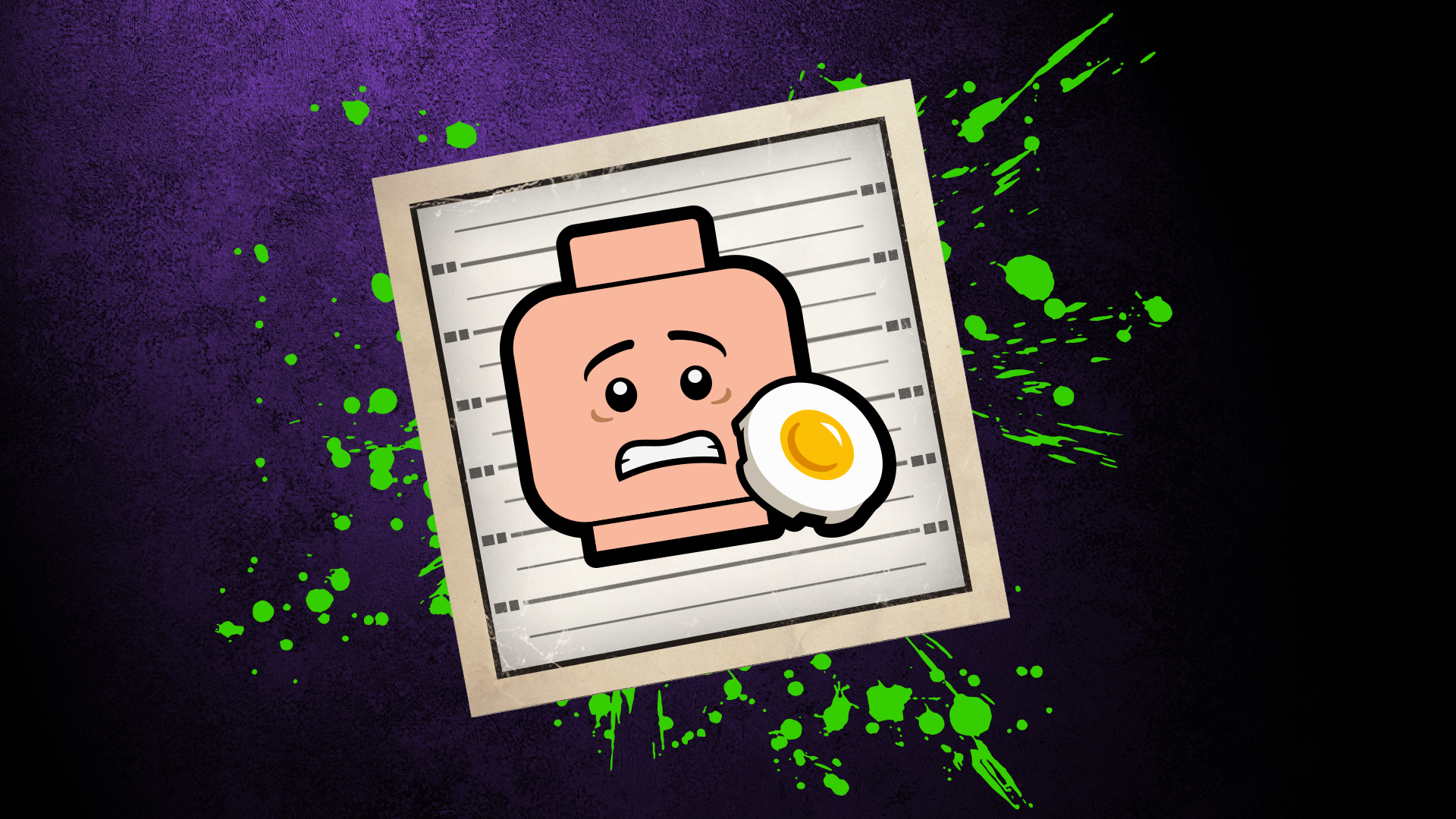 Icon for Egg on your Face