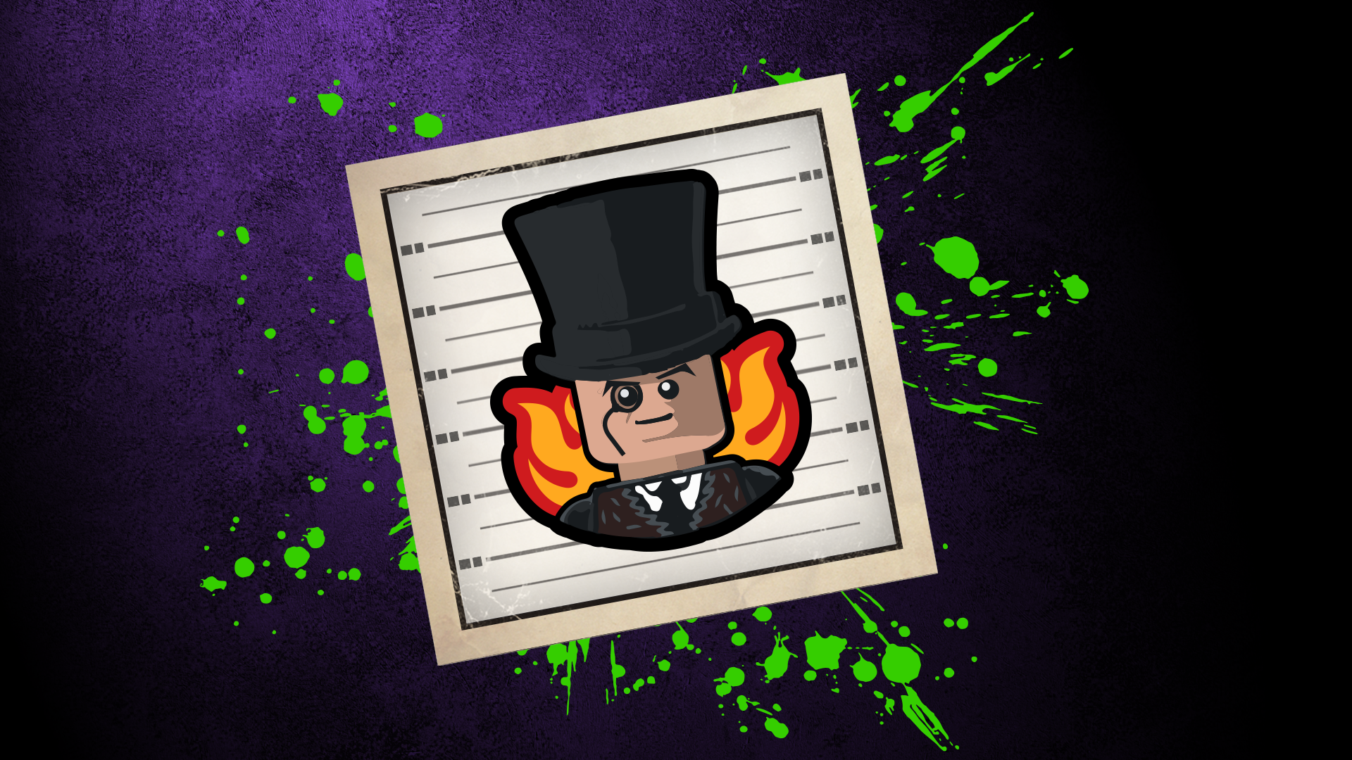 Icon for Out of the Cobblepot, into the fire