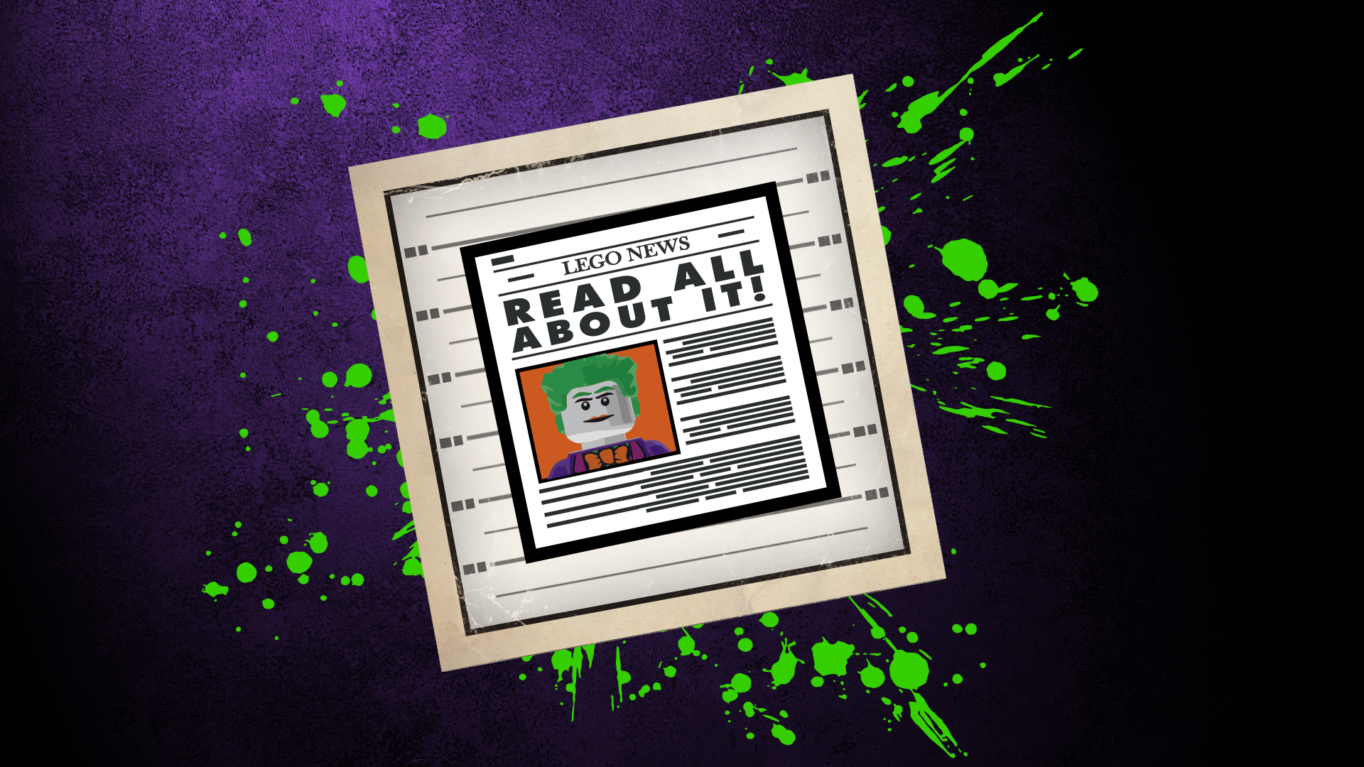 Icon for Read All About It